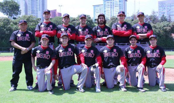 Equipo representativo béisbol Ibero