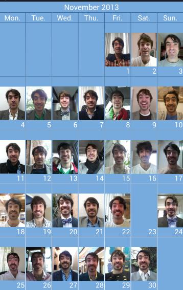 Estilos Movember 2013